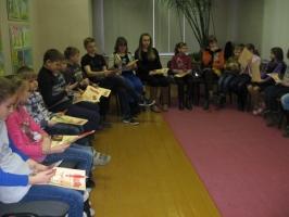 Bērnu, jauniešu un vecāku žūrijas - 2013. gada noslēguma pasākums