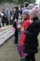 Komunistiskā genocīda upuru piemiņas dienas pasākums (25.03.2015)