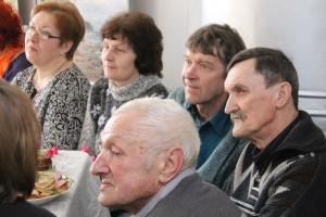 Rīgas VEF Maltas filiāles 45 gadu jubilejas svinības